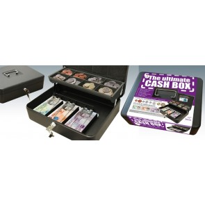 CATHEDRAL CBDLBK 'ULTIMATE' CASH BOX