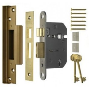 ERA 217 RANGE VISCOUNT REBATED SASH LOCKS