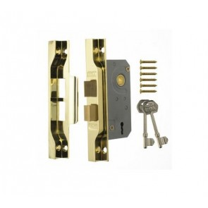 ERA 287 RANGE 2 LEVER REBATED SASHLOCKS