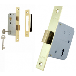 ERA 3 LEVER DEAD & SASH LOCKS