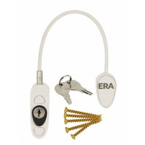 ERA 723-15 CABLE RESTRICTOR WHITE