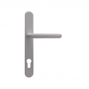 ERA BALMORAL LEVER / LEVER UPVC DOOR HANDLE WHITE