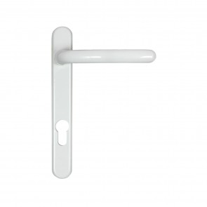 ERA WINDSOR LEVER / LEVER UPVC DOOR HANDLE WHITE