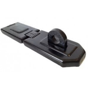 FEDERAL HASP FD1075 SINGLE HINGE 160mm HORIZONTAL STAPLE