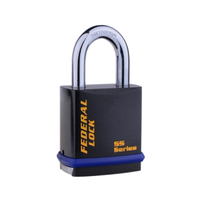FEDERAL KEY RETAINING PADLOCKS, FD700 SERIES, 13 SIZES.