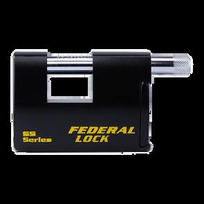 FEDERAL RE-KEYABLE RECTANGULAR PADLOCKS, FD731 & FD741