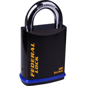 FEDERAL FD730EUX PADLOCK 60MM - PADLOCK FOR EURO CYLINDER