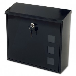 G2 AIRE POST BOX BLACK
