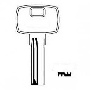 GATEMATE GENUINE KEY BLANK