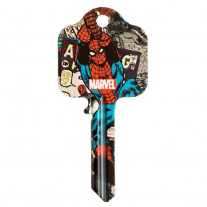 HD UL2 MARVEL KEY BLANK CLIP STRIP