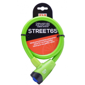 IFAM STREET65 BIKE CABLE LOCK 650MM X 10MM