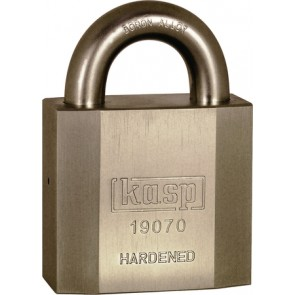 KASP K190 70MM HIGH SECURITY PAD RANGE
