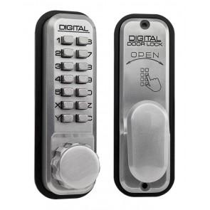 LOCKEY 2430/SC DIGITAL DOOR LOCK