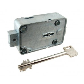MAUER 70079 PREATOR 11 LEVER SAFE LOCK (SUPPLIED WITH 164MM KEYS)