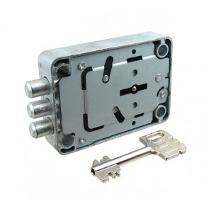 MAUER 73042 TRICONTUS 8 LEVER SAFE LOCK (SUPPLIED WITH 65MM KEY)