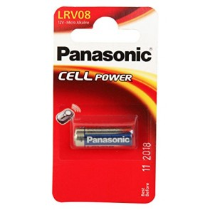 PANASONIC LRV08 BATTERY (SINGLE)