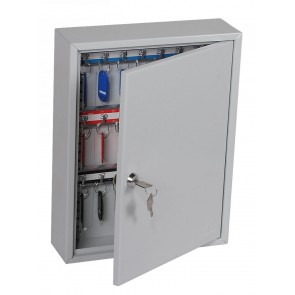 PHOENIX KC0601K COMMERCIAL 42 HOOK KEY CABINET