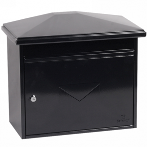 PHOENIX LIBRO MB0115KB POST BOX - BLACK
