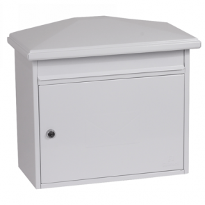 PHOENIX LIBRO MB0115KW POST BOX - WHITE