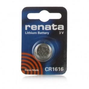 RENATA CR1616 BATTERY (SINGLE)