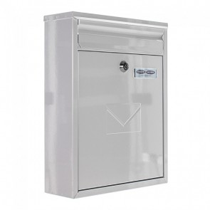 ROTTNER COMO POST BOXES (WHITE / SILVER / INOX)
