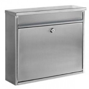 ROTTNER HOCHHAUS POST BOX INOX