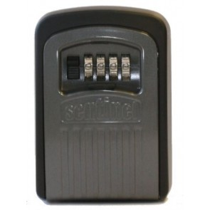 SENTINEL PL968 DIAL LOCK KEY SAFE
