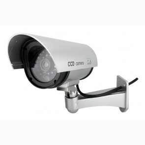 DUMMY INFRARED CCTV CAMERA (INDOOR / OUTDOOR) - SMALL