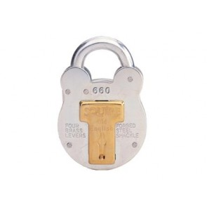 SQUIRE OLD ENGLISH 660 64MM PADLOCK