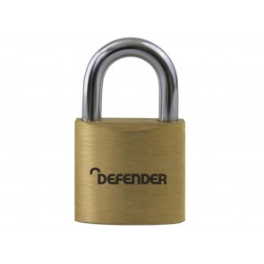 SQUIRE DEFENDER BRASS PADLOCKS