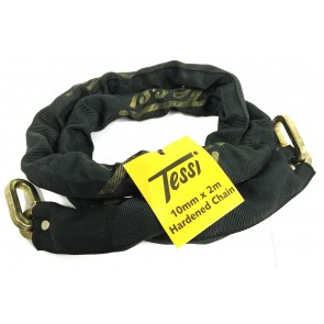 TESSI HEAVY DUTY HARDENED SQUARE LINK CHAIN