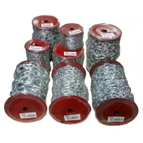 TESSI GALVANISED CHAIN ON REELS