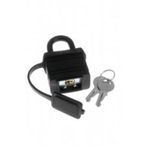 TESSI TERC40 WEATHER RESISTANT PADLOCK 45MM