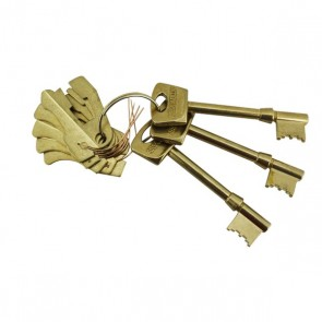 CHUBB / UNION 3G114E LEVER SET & KEYS