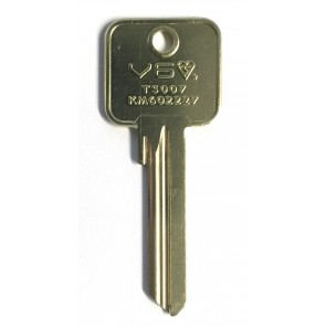 VIER V6 RANGE GENUINE KEY BLANK