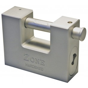 ZONE 790-84KA HARDENED ANVIL PADLOCK KA