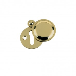 ZOO FB11 COVERED VICTORIAN ESCUTCHEON