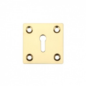 ZOO FB26 SQUARE ESCUTCHEON