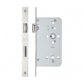 ZOO ZDL7260LLSS (LIFT TO LOCK) BATHROOM LOCK CASE ONLY