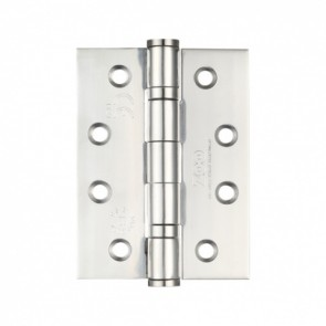 "ZOO ZCHSS243S GRADE 13 HINGES SS (201) 4"" X 3"""
